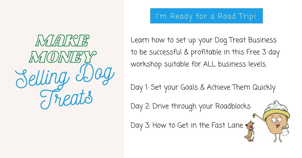 how to start a dog bakery