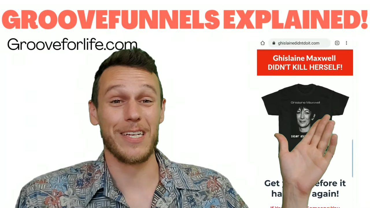 groovefunnels free training, groovefunnels how-to, groovefunnels walk through, groovefunnels for beginners