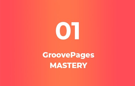 GroovePages Mastery Course