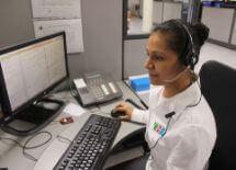 Dispatcher compassion fatigue