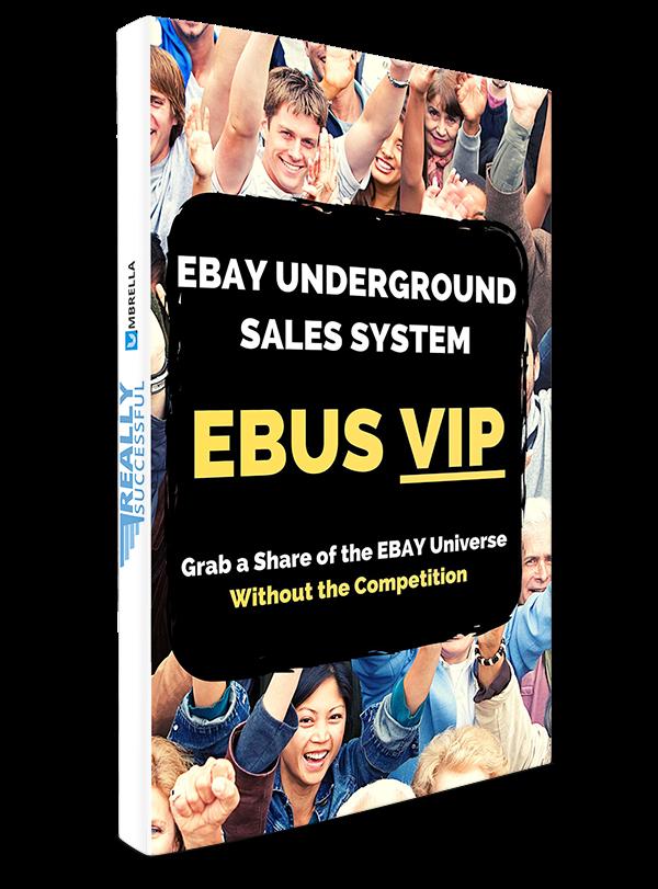 Ebay VIP Undeground Traffic Secrets
