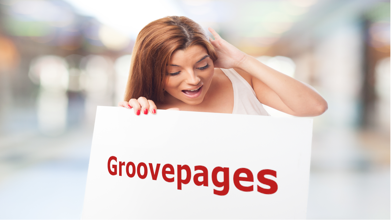 groovepages site builder