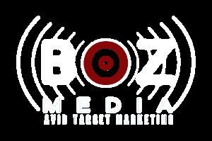 Boz Media Logo