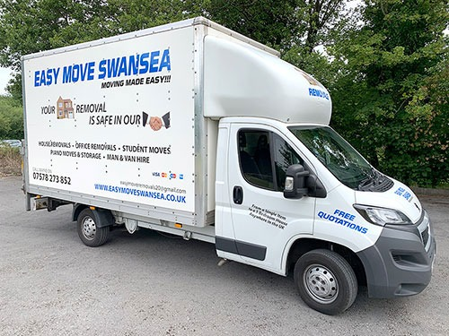 Man and Van House Moving Costs