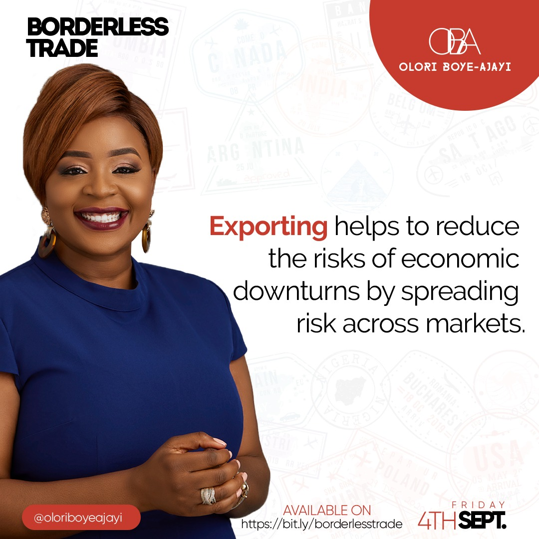 Borderless trade book- Olori Boye-Ajayi