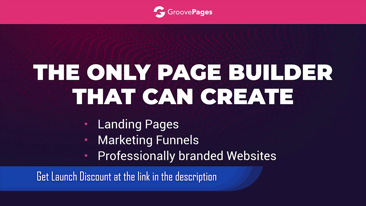 groovepages review main points