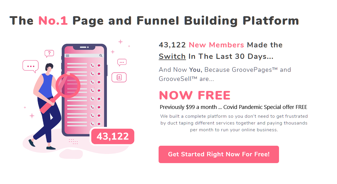 groovefunnels affiliate free offer