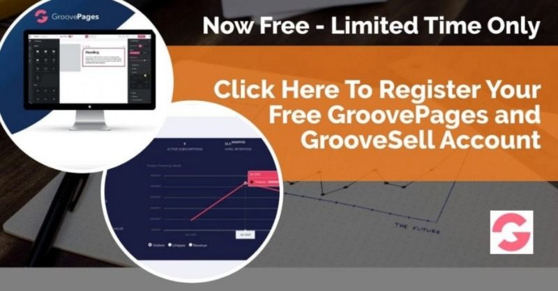 GrooveFunnels - Get it for FREE Now!