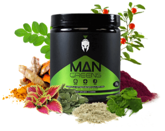 Natural Man GREENS