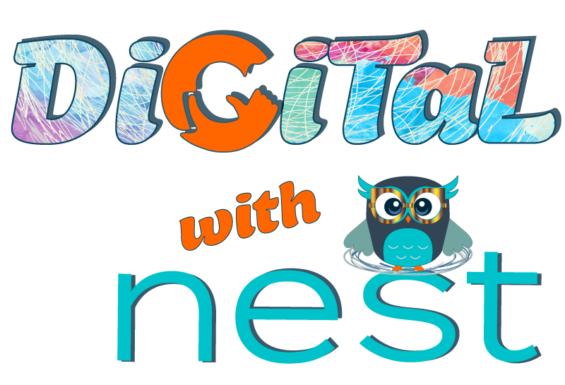 logo for Digital with Nest