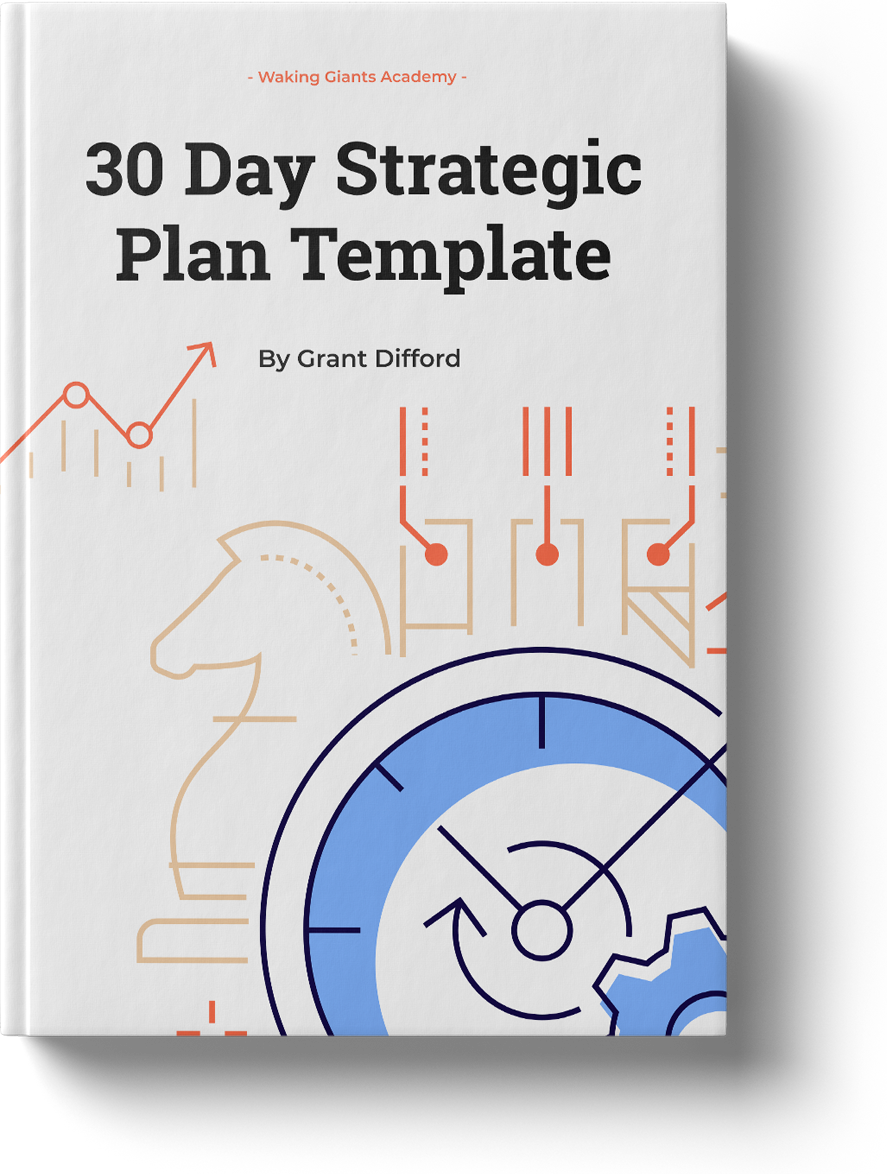 30 Day Strategic Plan