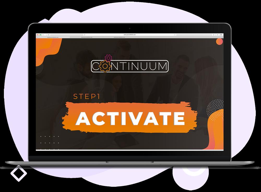 Continuum Step1