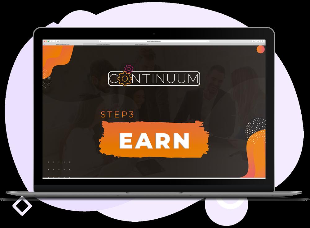 Continuum Step 3