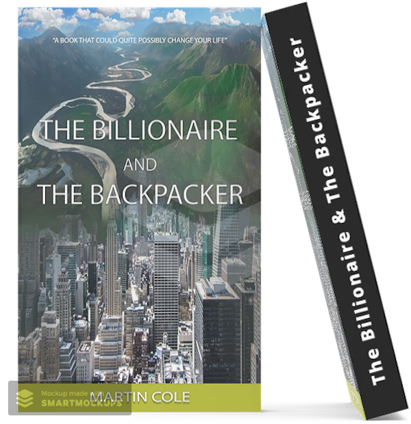 billionaire and the backpacker