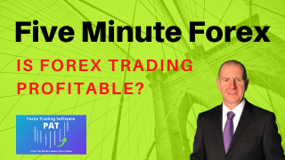Is forex tradig profitable