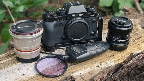 Fujifilm Night Photography Gear - Matthew Storer Photography