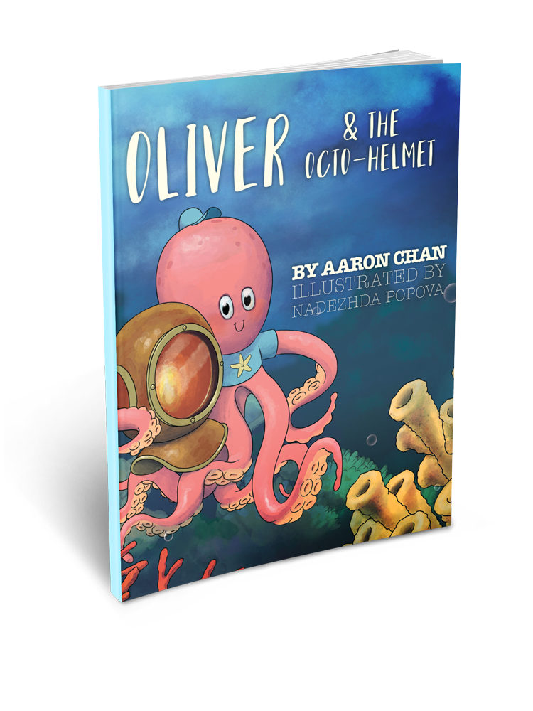 Oliver and The Octo-Helmet