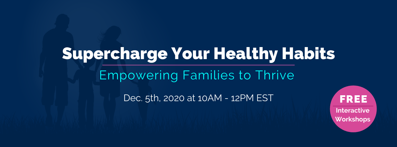 Empowering Families to Thrive banner