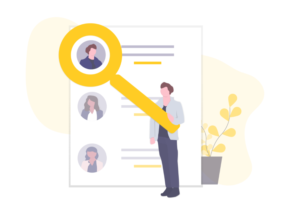 Dachluck seo for search via Undraw