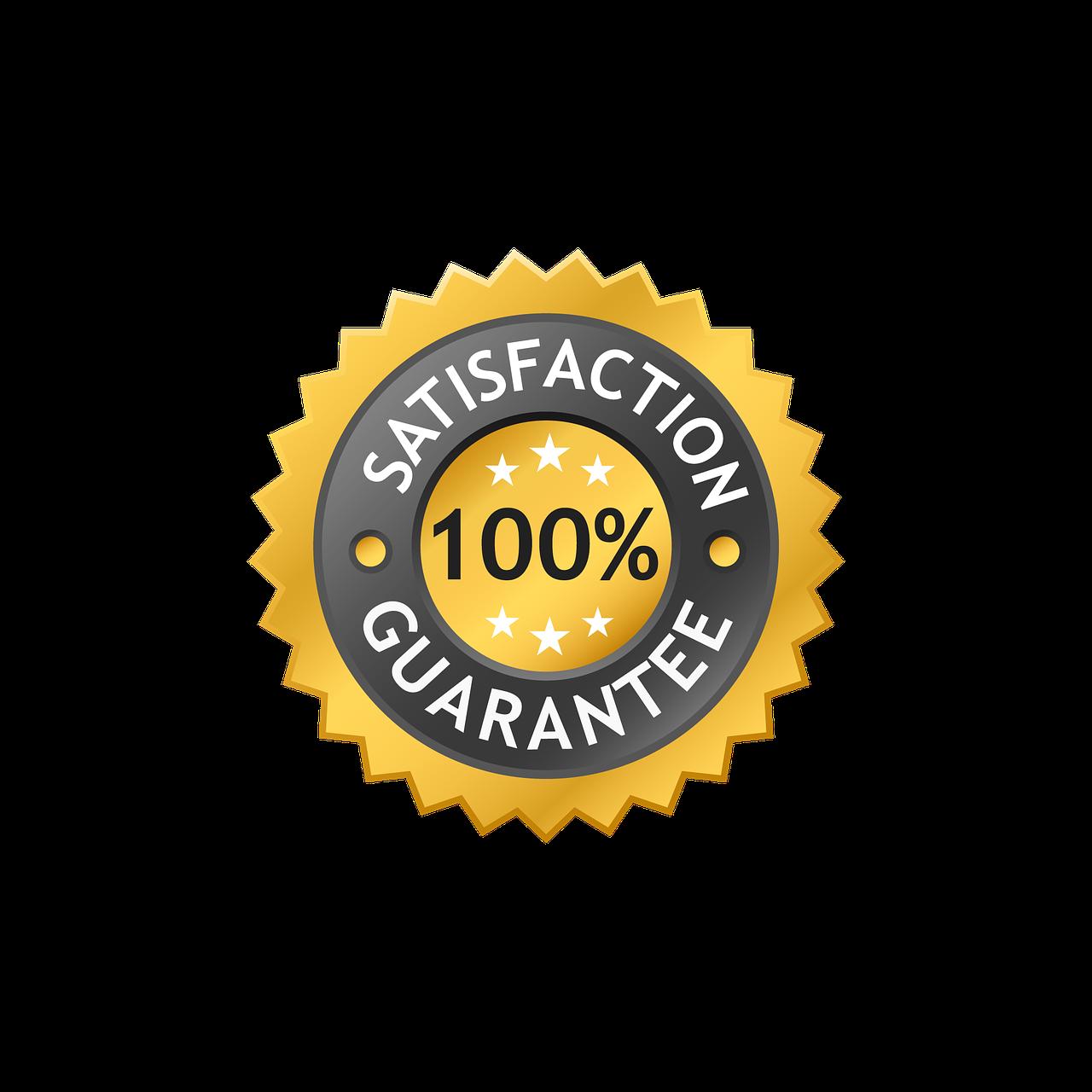 LLN - Satisfaction Guaranteed