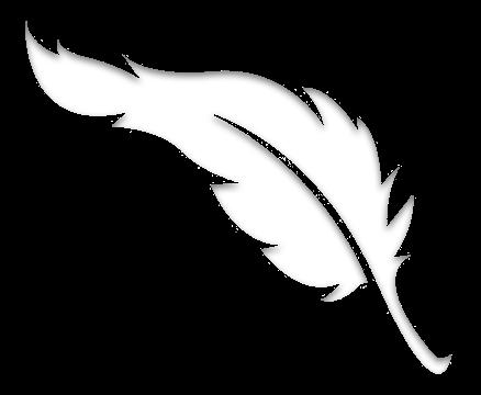 white feather pat cowan logo