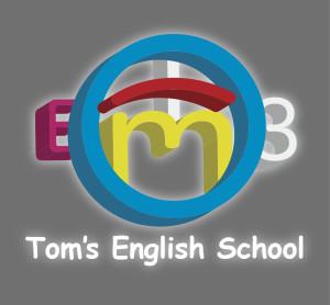 トムバーク の英会話 の logo