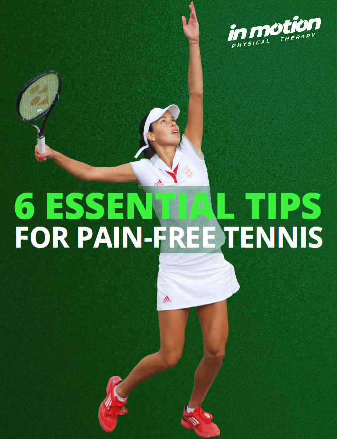 Physical therapy for Tennis players