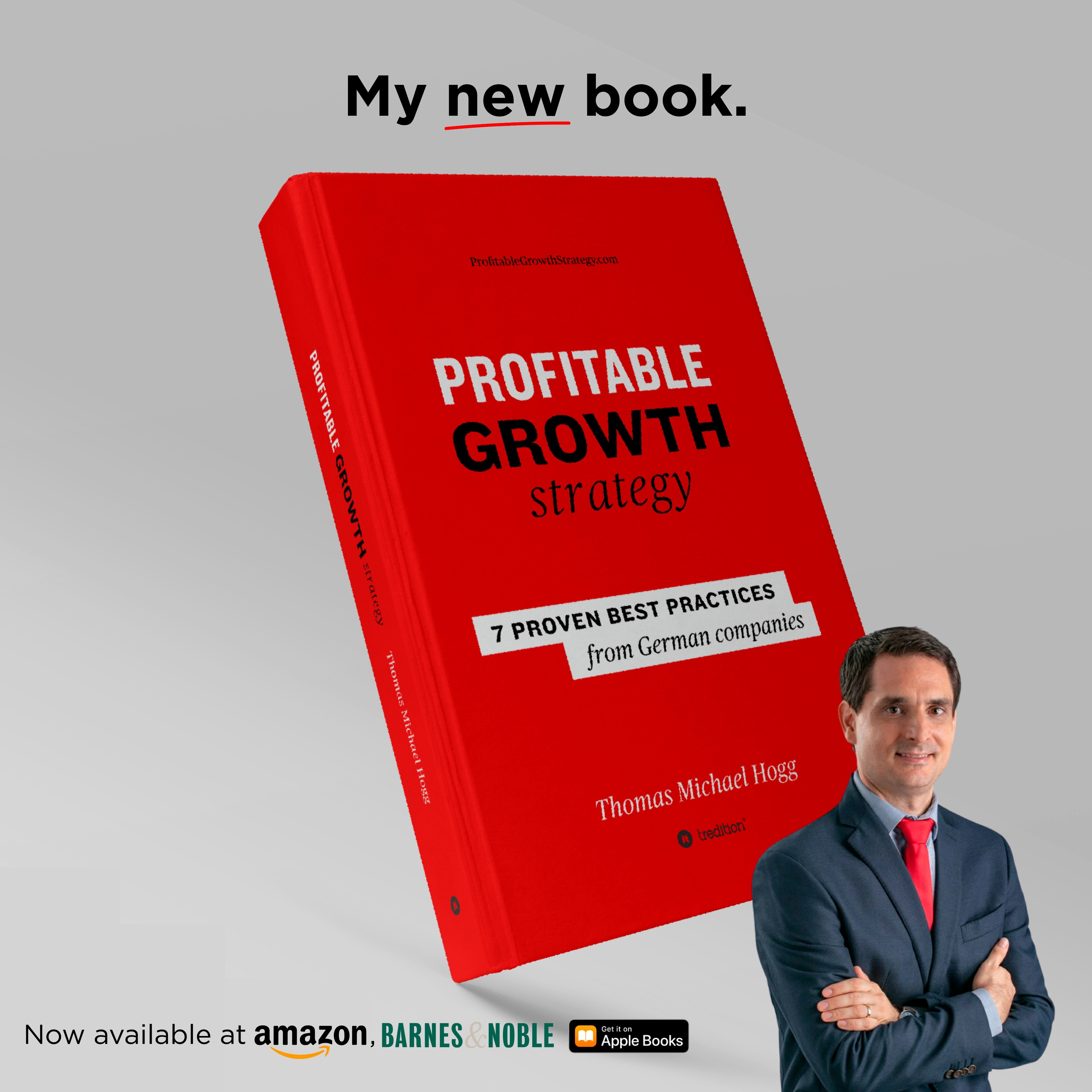 profirable growth strategy by thomas hogg