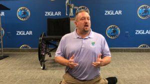 Dave a Zig Ziglar conference