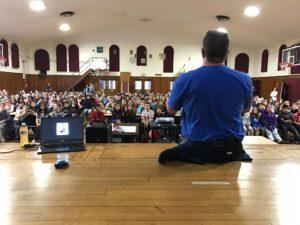 Dave Stevens Speaking