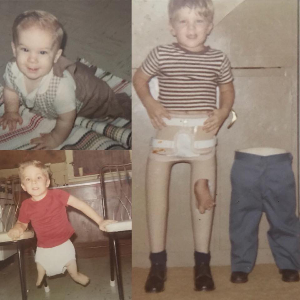 Dave Stevens Childhood