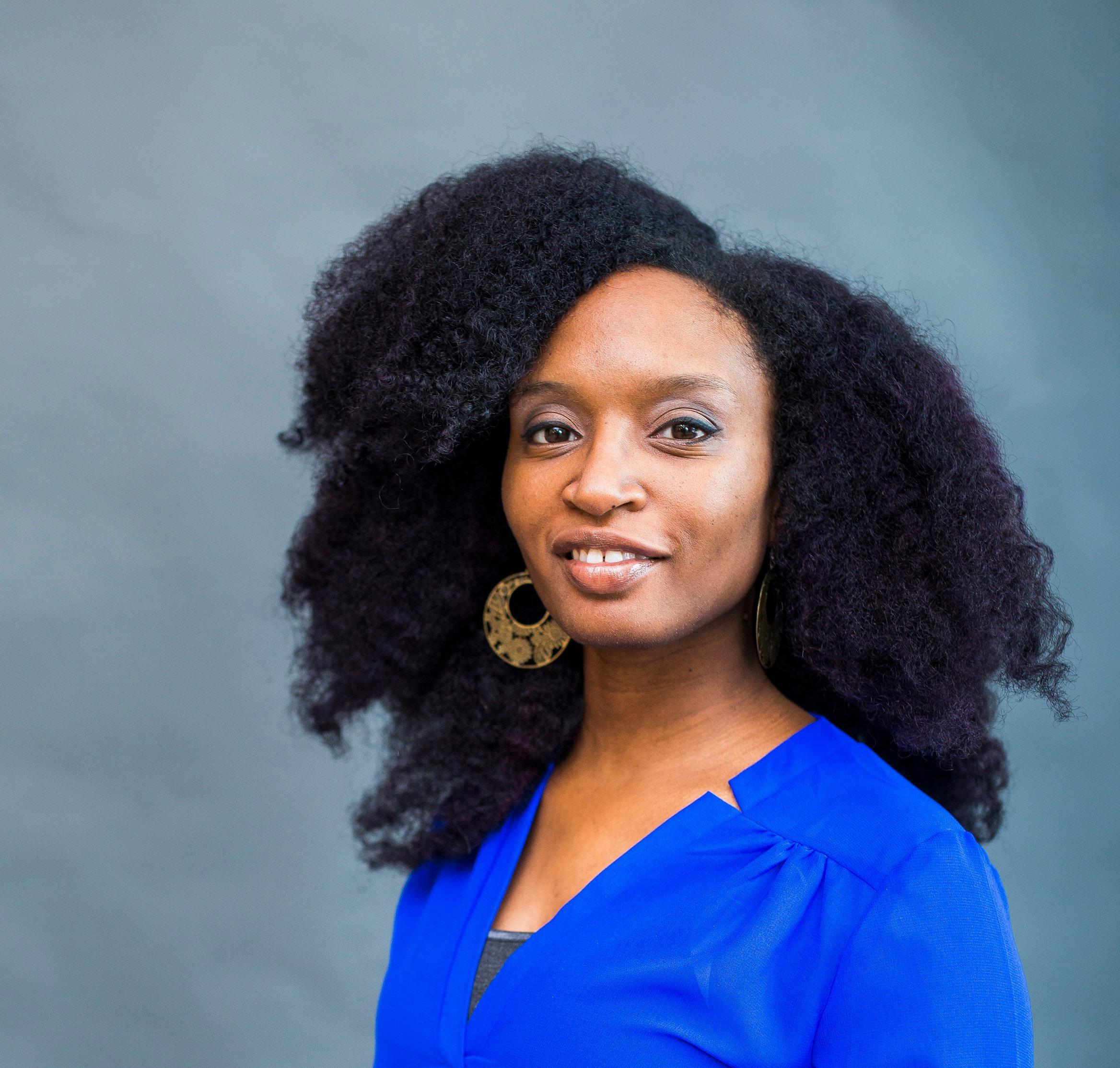 Crystal Swanson, Massage Doula, Massage Therapist. Black Birthworker. African American Doula