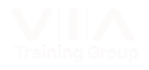 via training group logo