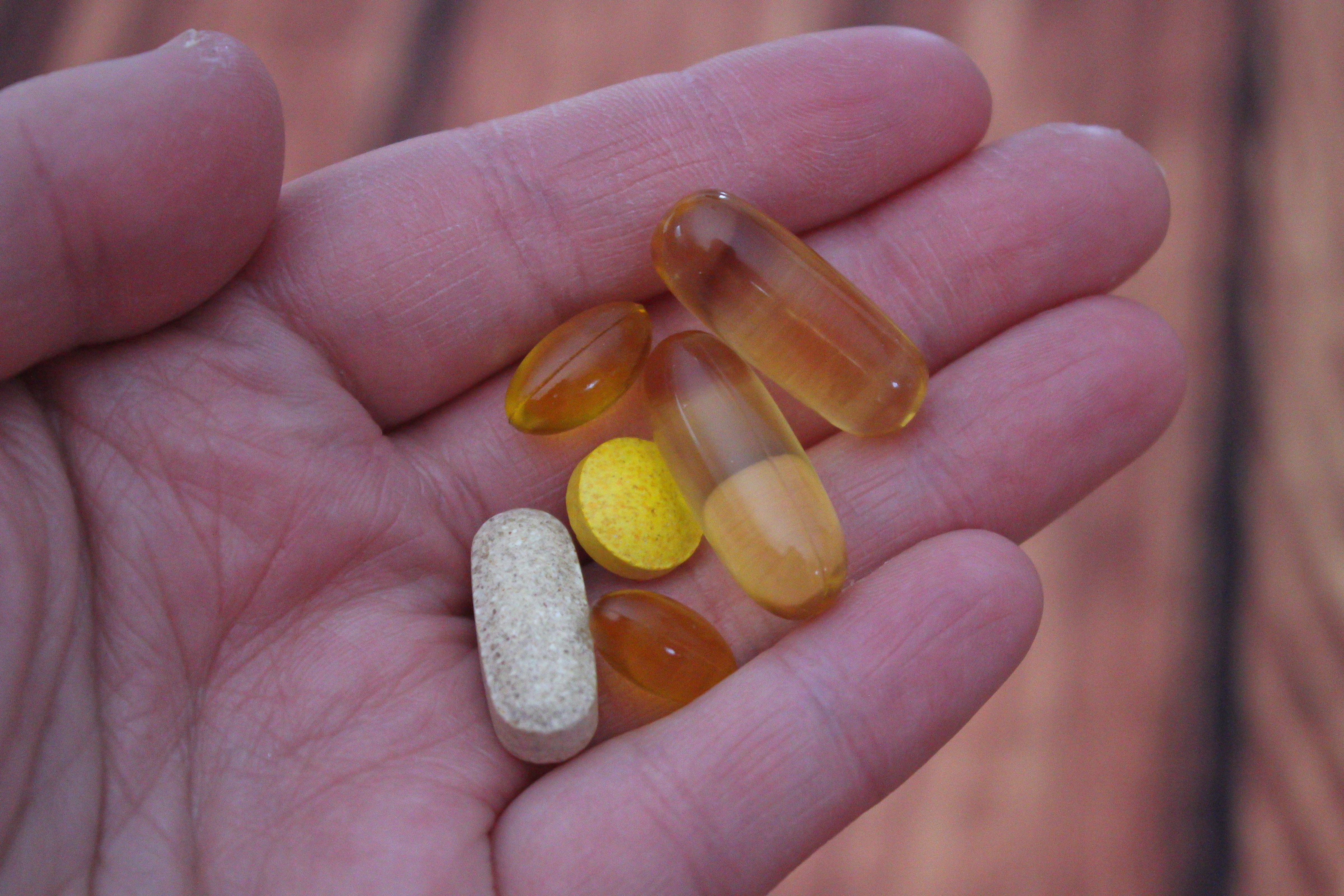 Vitamines et Minéraux /Suppléments