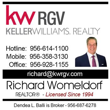 richard womeldorf contact information