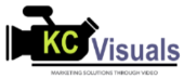 KC Visuals logo