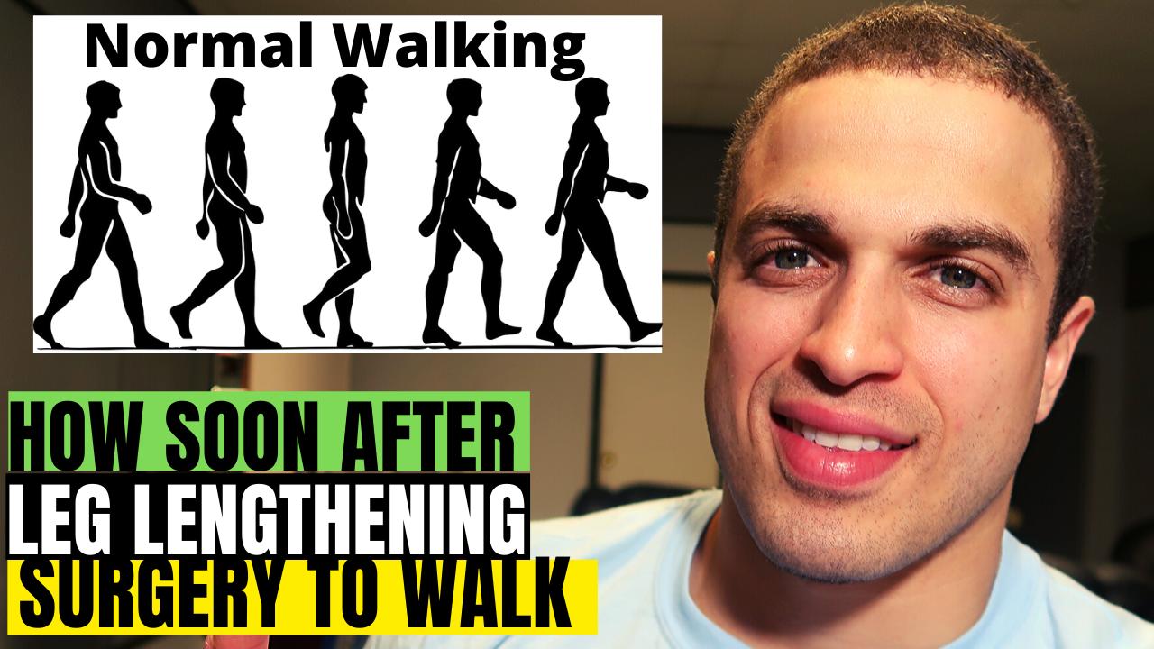 normal walking
