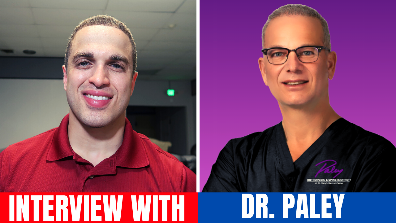 interview with dr. paley