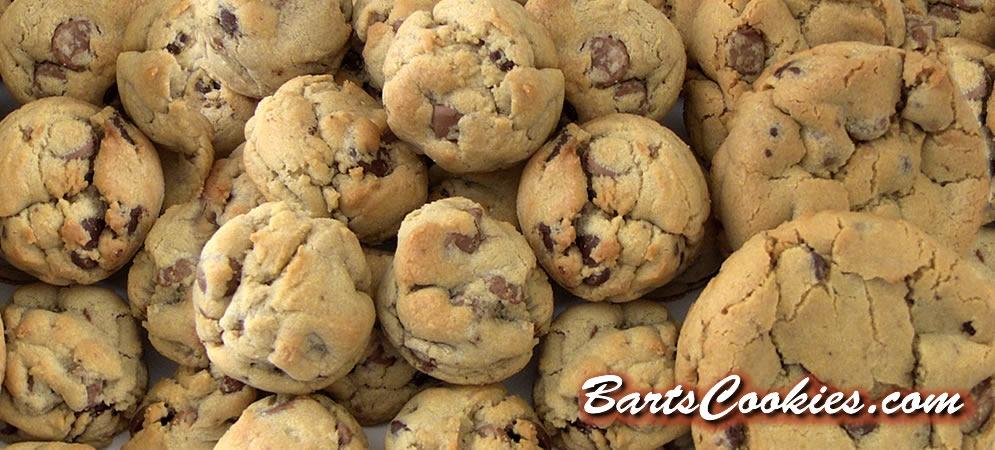 Dark Chocolate Chip Cookies!
