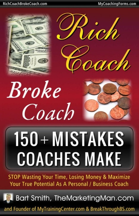 150+ Mistakes Coaches Make