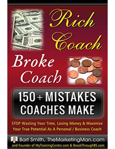 150+ Mistakes Coaches Make by Bart Smith