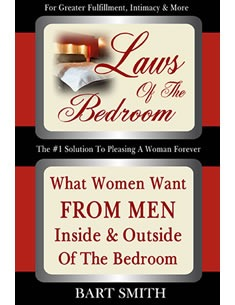 Laws Of The Bedroom by Bart Smith