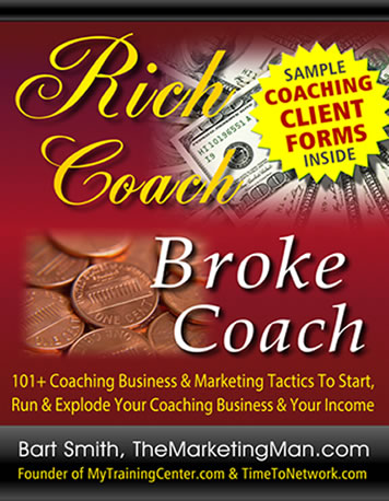 Rich Coach Broke Coach by Bart Smith