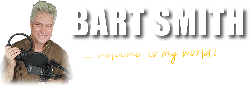 Bart Smith, Author, Actor, Chef, Coach, Content Creator, Speaker/Trainer, YouTuber & More