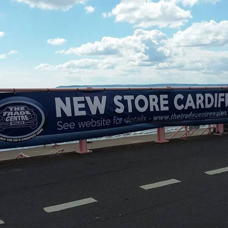 The New Cardiff Store