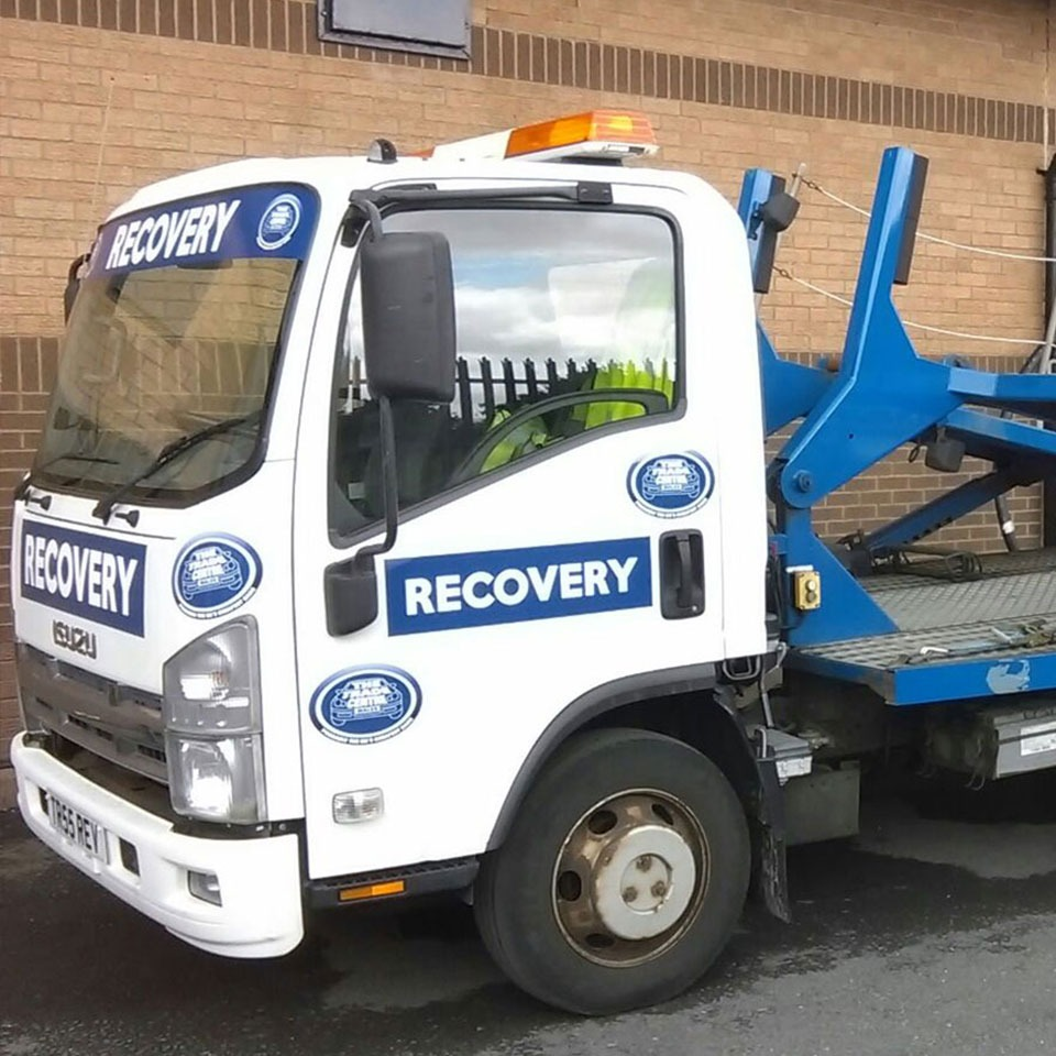 Trade Centre Wales Recovery