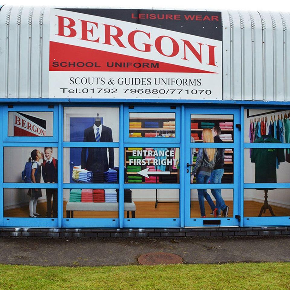 Bergoni Exterior