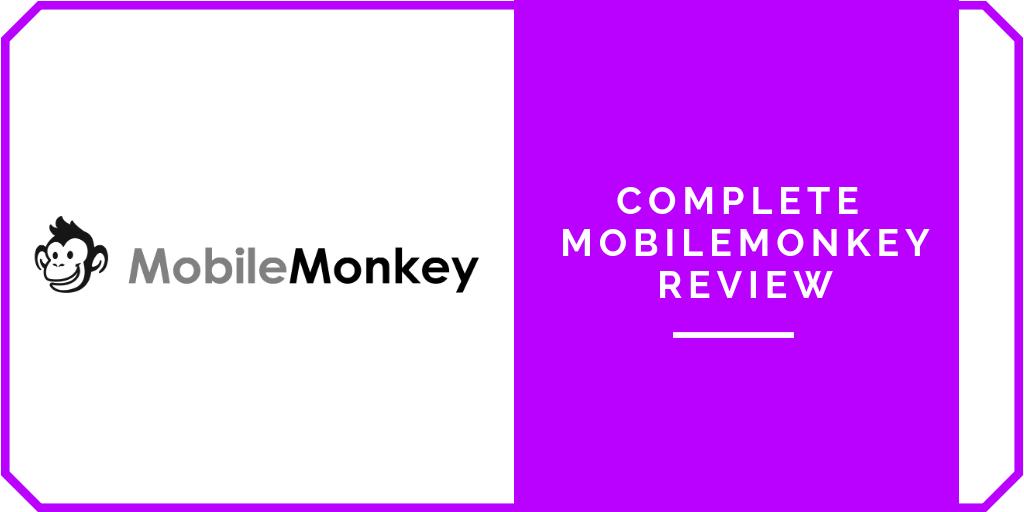 Mobile Monkey Review