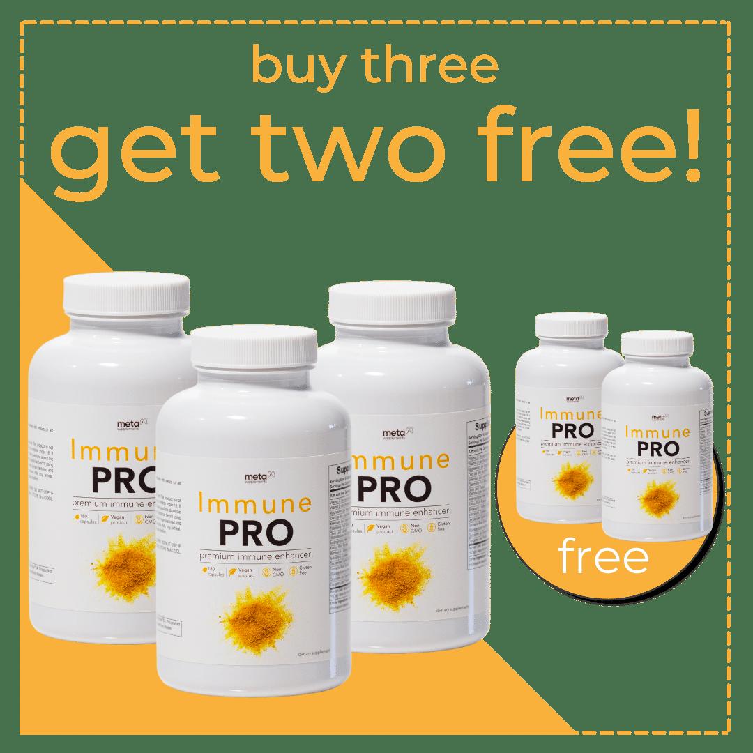 Buy 3 Get 2 FREE