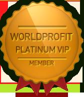 World Profits Platinum Badge